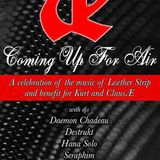 Coming Up For Air (a celebration of Leæther Strip)