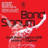 Scott Bond Vs Signum - Gatecrasher Red & Black (26052018)