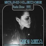 Sound Kleckse Radio Show 321 (with guest Rebi Mika) 22.12.2018