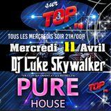 SKYWALKER @ PURE HOUSE -TOP FM - RADIO SHOW - 2h15 Live
