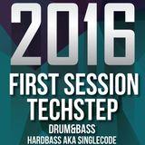 First Session 2016 -  Hardbass