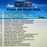 Promo Mix March 2016