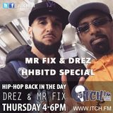DREZ & MR FIX - Hip Hop Back in the Day - 169