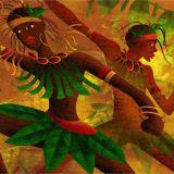 Deep Soulful Afro Tribal Vinyl Mix -Dj Greg