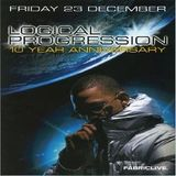 Goldie – Live @ Logical Progression '10 Year Anniversary' - 23.12.2005