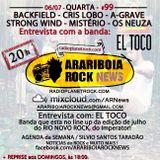# 99 Arariboia Rock News - 06.07.2016 - Especial El Toco