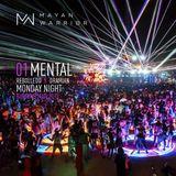 Mental (Rebolledo x Dramian) - Mayan Warrior - Burning Man - 2017