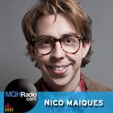 Nicolás Maiques en MQH Radio