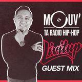 DJ Livitup On Mouv Radio France