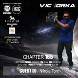 Nikola Toni -  ( Ibiza Elegance Sound ) NYC HOUSE RADIO CHAPTER - 165