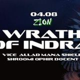 Vice - Wrath of Indra @ ZionClub