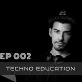 Techno education EP.002 16.11.2017 Hard Dark and Powerful