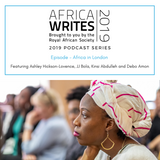 Africa Writes 2019: Africa in London