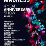 Phaedra - Absolute madness 4 year anniversary Guest Mix July 2013