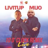 DJ Livitup On Power 96 along with Mijo ( January 30, 2018)