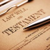 The Way It Is: Making a Will