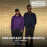 Breakfast with Munya ft Max & Montell   25th November 2017