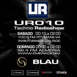 Underground Room : 21 - DIC - 2013 . Guest : BLAU