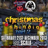 DJ SCATTA - SHINDIG PART 2 - 21ST DEC @ SCALA COMP ENTRY
