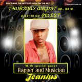 Jeanius Appearance on the Lady Flava Show new
