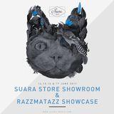 Uner b2b Coyu - Live @ Suara Store Showroom, Off Week 2017 (Barcelona, ES) - 16.06.2017