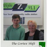 Interview with The Cortex Shift 22 September 2016 on The Local - SA