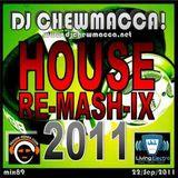 DJ Chewmacca! - mix089 - RE-MASH-IX 2011