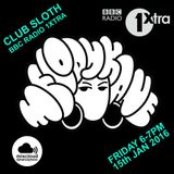 Club Sloth Jan' 2016