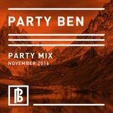 Party Mix November 2016