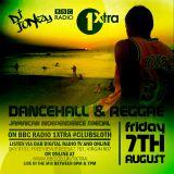 DJ Jonezy - BBC Radio 1Xtra -  Jamaican Independence Mini Mix