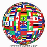 Around the world in a play