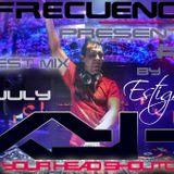 3 Frecuency Presents Kick Your head Shoutcast #14 Estigma Guest Mix