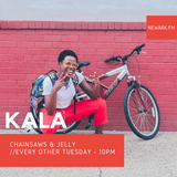 Chainsaws & Jelly 14 (Kala of Girls on Bikes)