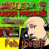 "UNDER PRESSURE REGGAE RADIO SHOW - FEB. The 4th 2014  ""the Return"""