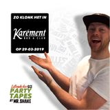 Party Tapes 41 | Karement (29/3/'19) [Urban]