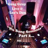 Greg Gray Live at Nu Bang Sessions - Chicago (pt 2)