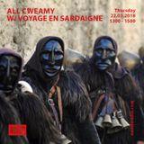 All Cweamy W/ Voyage En Sardaigne: March '18