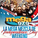 DJ Flow - Mega 97.9FM Independence Day Weekend