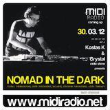Nomad in the Dark - midiradio 30.3.2012