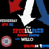 Specialized Radio Show with Willo 23 03 17