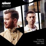 Gorgon City - Kingdom Radio - RinseFM - March 2019