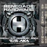 Spectrasoul b2b Alix Perez - Live @ Renegade Hardware 'Ad Finem Ultimum' - 09.01.2009