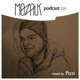 Mozaik Podcast 024 - Po:ti