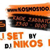 KOSMOS FM 100 · DJ SET BY DJ NIKOS NTC · E_1