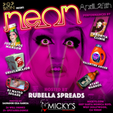Pop Ikon pres. NEON (Vol.2) - LIVE @ Micky's West Hollywood