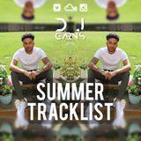 DJ GARNS - SUMMER TRACKLIST
