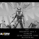 ABpositive - Resident Mix 7 (blitzfm.ru)
