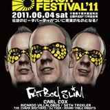 Carl Cox - Live @ Big Beach Festival, Tokyo (04-06-2011)