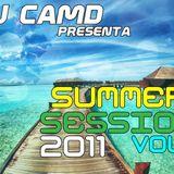 DJ CamD - Summer Session House 2011 Vol.1
