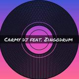 1# dj set whit percussion live - Carmy dj feat. Zingodrum
